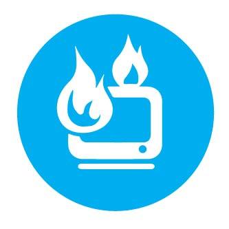 kelas kebakaran konsleting listrik