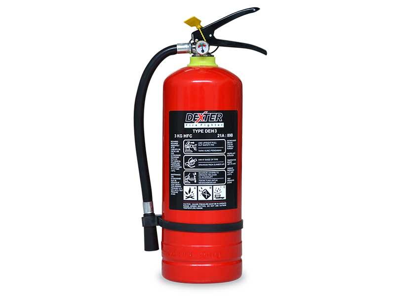 Alat Pemadam Api untuk Dapur HFC