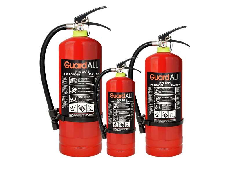 Alat Pemadam Api untuk Kapal Segala Kelas Kebakaran