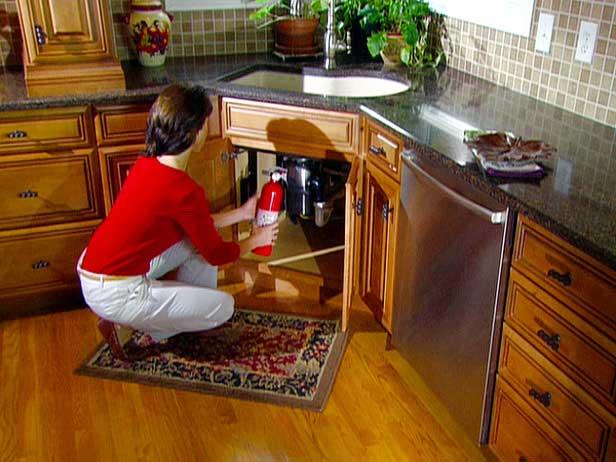 APAR untuk Rumah Tangga di Dapur