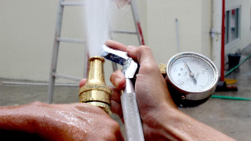 retribusi alat pemadam kebakaran juga pemeriksaan pada hidrant