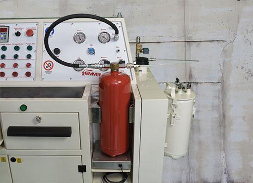 APAR Stored Pressure Perlu Melakukan Hydrotest