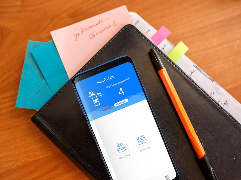 Kartu Pemeriksaan APAR Era Digital dan Fitur di Dalamnya