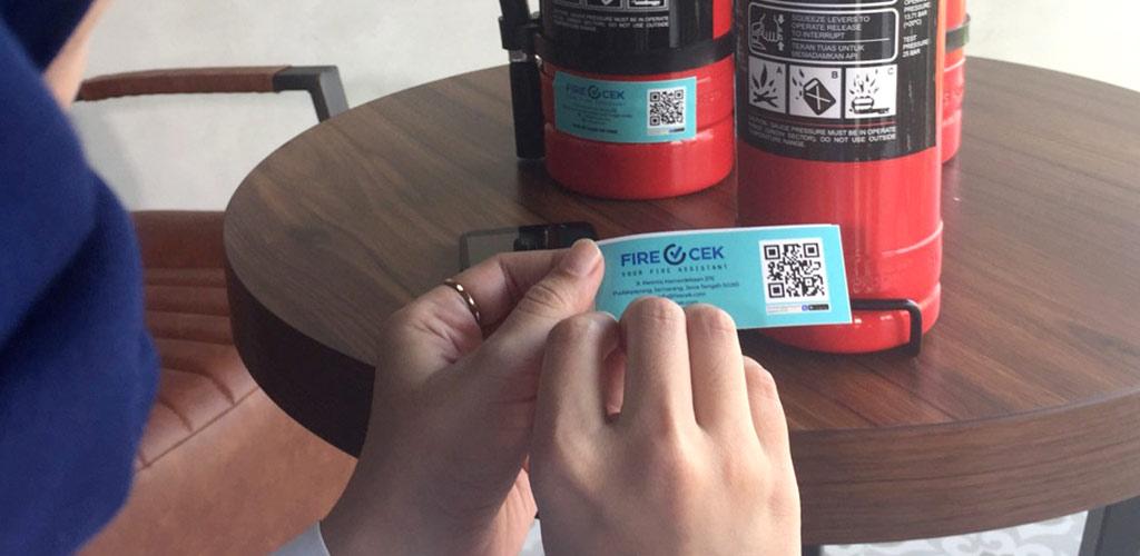 Kartu Pemeriksaan APAR Era Digital dan Stiker QR Codenya