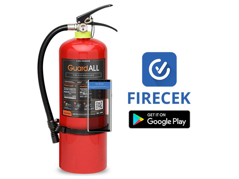 Alat Pemadam Api ABC Tips Merawatnya Menggunakan Aplikasi Pengecekan APAR Firecek