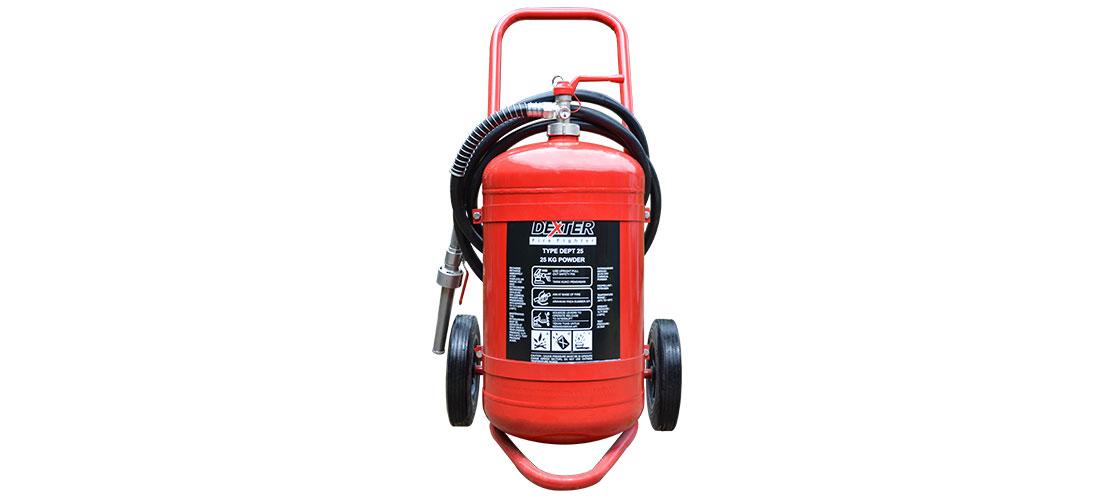 Alat Pemadam Api Berat atau APAB atau Mobile Extinguisher