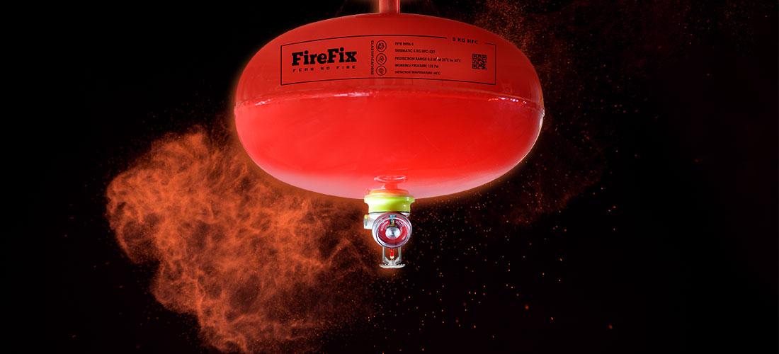 Alat Pemadam Api Otomatis Cara Kerja