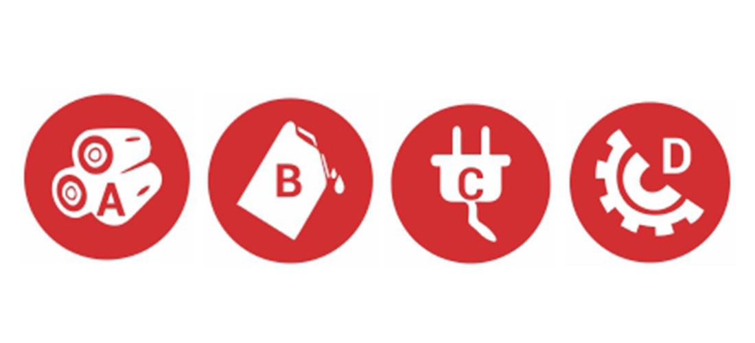 Alat Pemadam Kebakaran Ringan Kelas Kebakaran atau Klasifikasi Kebakaran