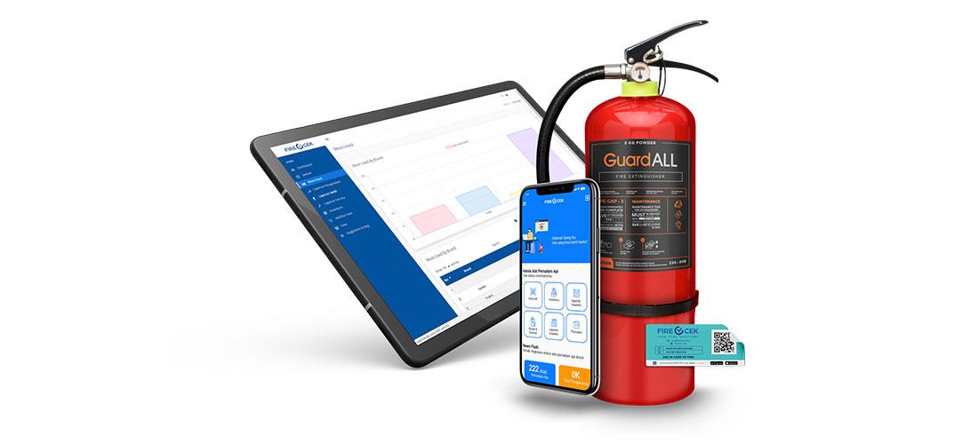 Cara Merawat APAR Secara Digital dengan Fitur-fitur Aplikasi APAR Firecek