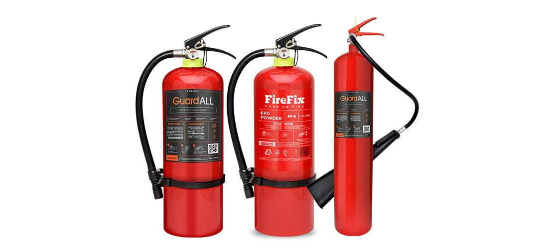 Jenis Kebakaran Kelas A B C B dan APAR yang Cocok