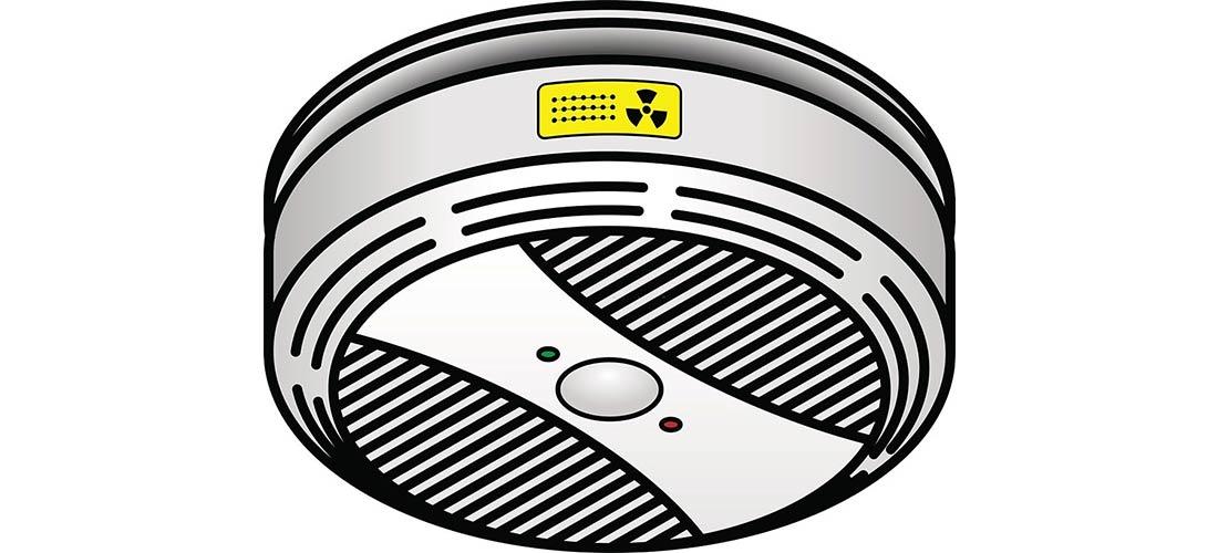 Kenapa Smoke Detector Ionization Dilarang Karena Radiasi Bahaya Americium