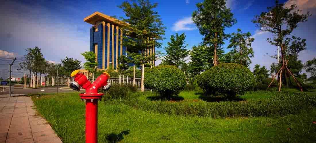 pemasangan hydrant pillar yang benar