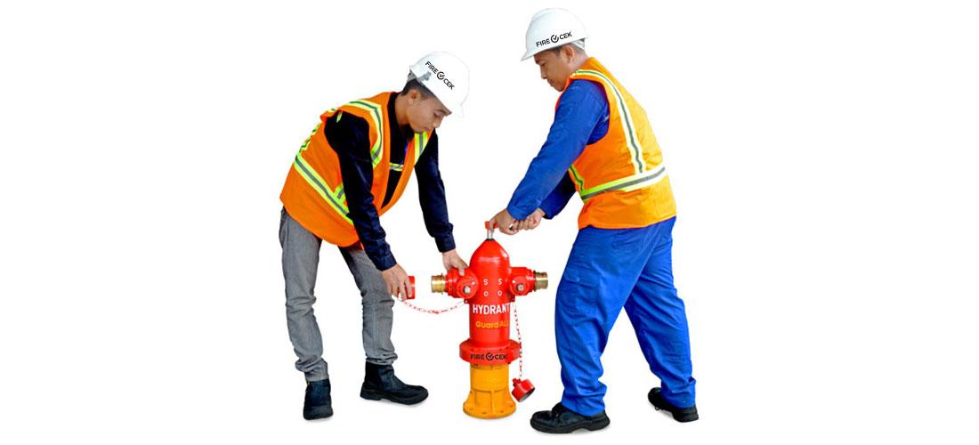 Checklist Pengecekan Hydrant Komponen Fire Hydrant