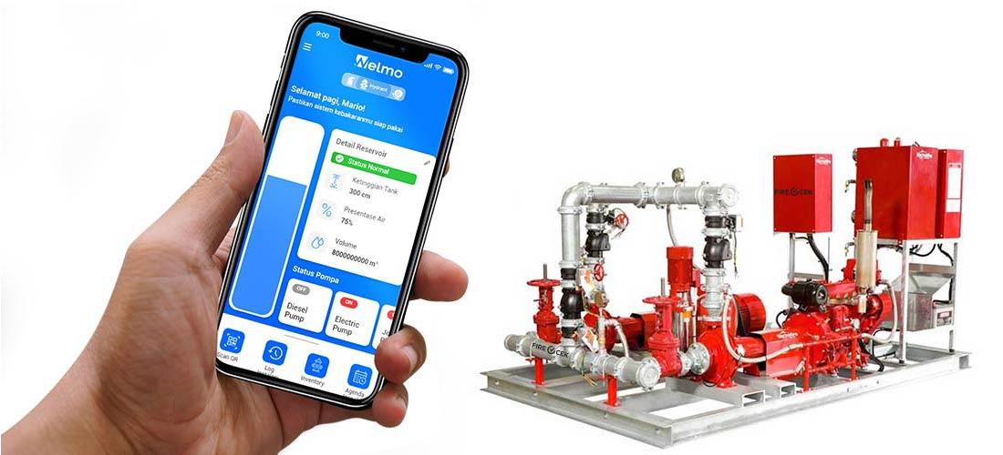Contoh Checklist Pemeriksaan Hydrant Aplikasi Welmo