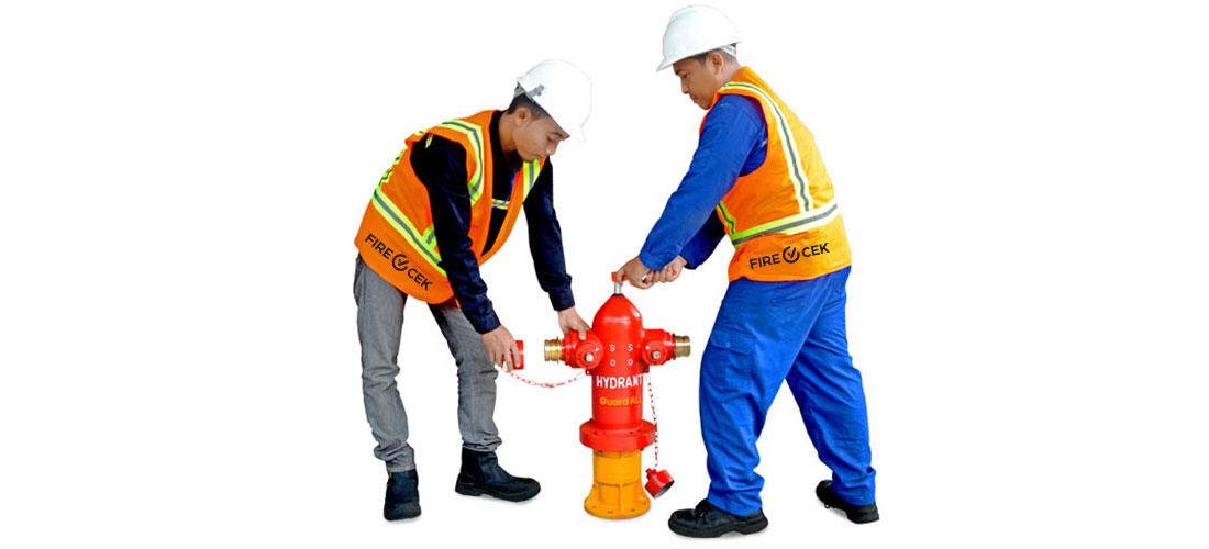 Cara Pemeliharaan Hydrant Sesuai Standar