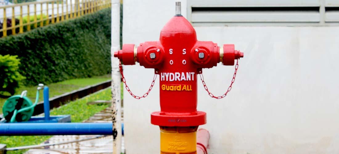 Inspeksi Pompa Hydrant Menurut NFPA