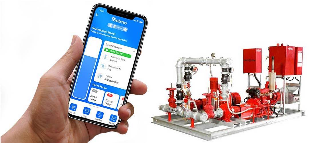 SOP Perawatan Hydrant Terlengkap Pakai Aplikasi Cek Hydrant Welmo