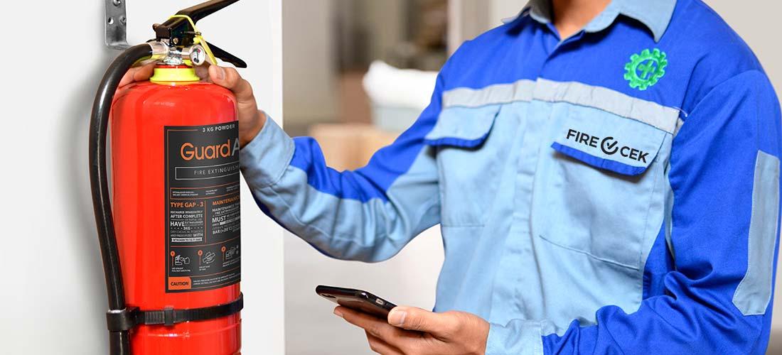 8 Tips Mencegah Kebakaran di Restoran Pakai Firecek