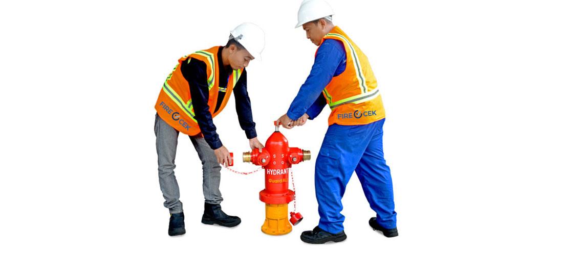 Cara Menghidupkan Hydrant Sesuai SOP
