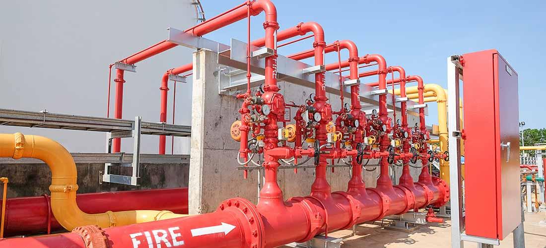 Syarat Pasokan Air Fire Hydrant Menurut SNI 03-1745-2000