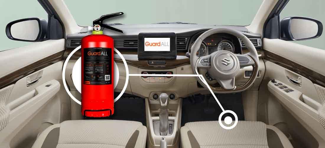 cara pasang apar mobil yang benar