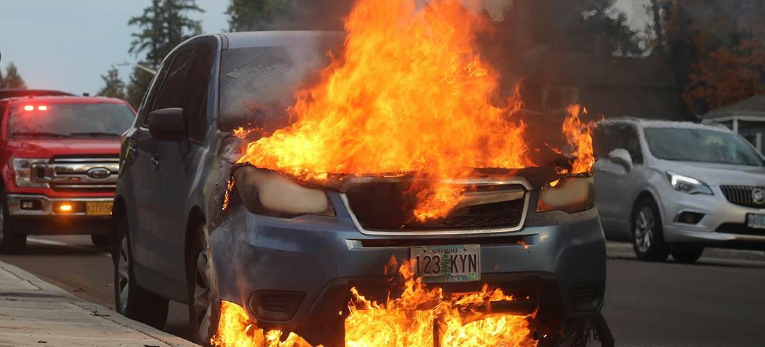 Waspada Kebakaran pada Mobil